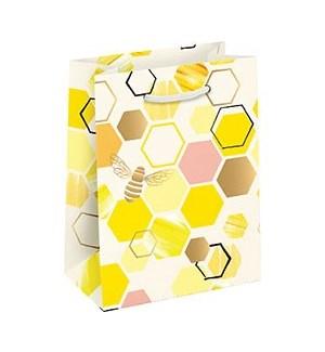 Honeycomb Foil Medium Bag