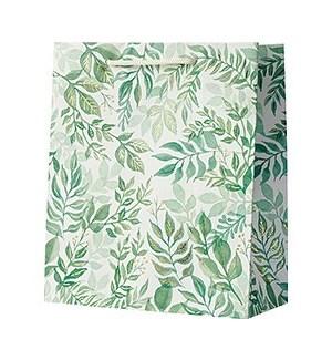 Watercolor Garden Med Bag