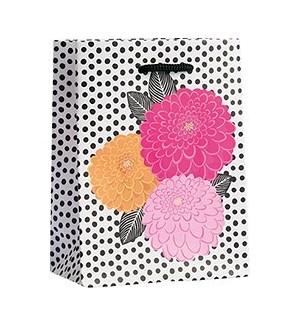 Dahlias Small Bag
