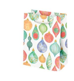 Watercolor Ornaments Foil Small Bag