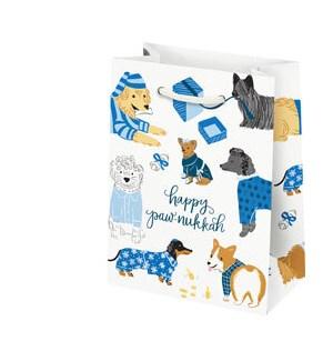 Hanukkah Dogs Small Bag