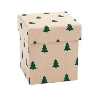 Green Glitter Tree Medium BOX