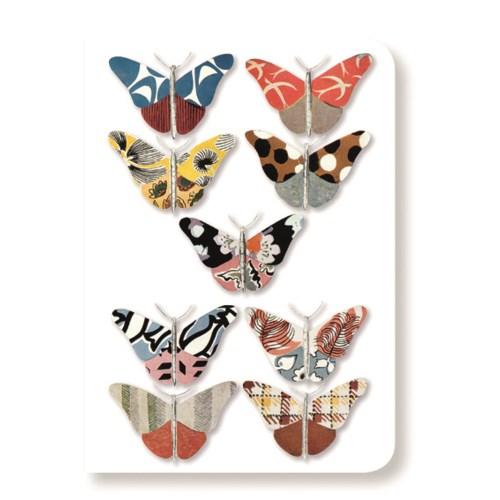 Butterfly Fashion Illustration