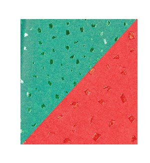 Red and Green Tissue Dual Pack