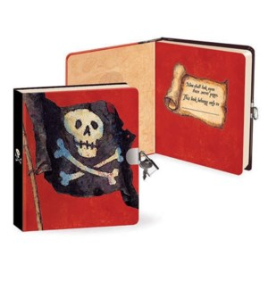 Pirate Diary - Back in stock 7/1