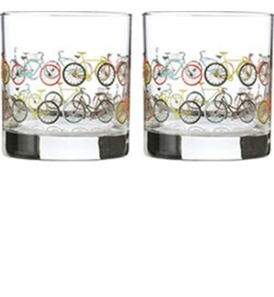 Ride On Tumblers S/2