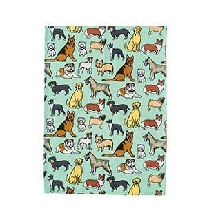 Dog Tea Towel (S/3)