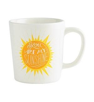 You Are My Sunshine Mug