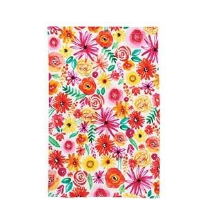 Floral Tea Towel S/2