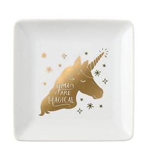 Unicorn Trinket Dish