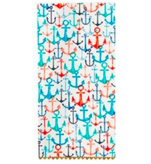 Anchor Tea Towel S/2
