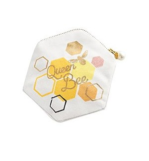 Queen Bee Coin Purse - Wnp