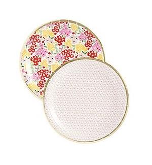 Garden Party Small Plates S/10