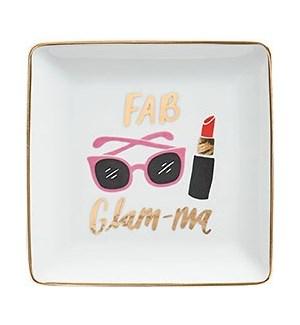 Glam-ma Trinket Dish