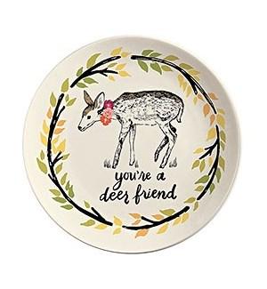 Deer Friend Trinket Dish
