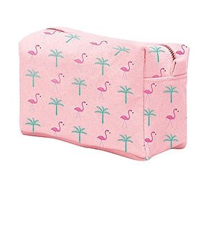 Flamingo Cosmetic Case