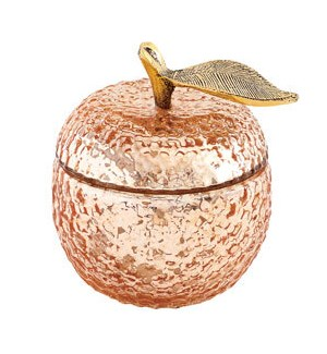 Apple Rose Gold Candle