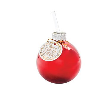 Ornament Sipper