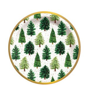 Starry Tree Large Plate