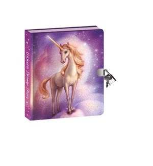 Unicorn Dreams Invisible Ink Diary - Back in stock 7/1