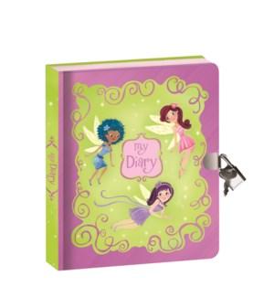 Fairy Foil Diary