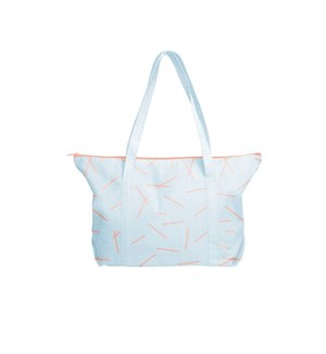 Weekender Tote Canvas - Beach Wash Denim