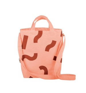 Puddlejumper Tote Canvas - Peach - Macaroni