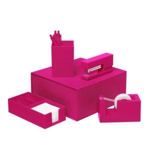 Pink Desk Set