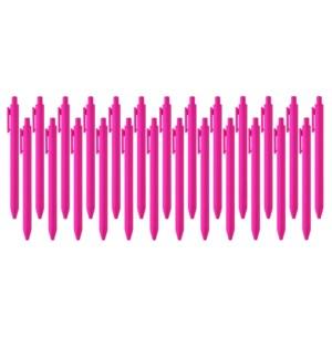 Bulk Jotters - refill - Pink