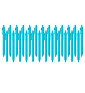 Bulk Jotters - refill - Bright Blue