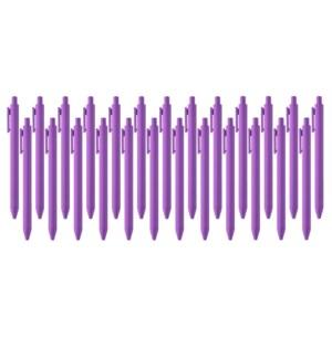 Bulk Jotters - refill - Purple