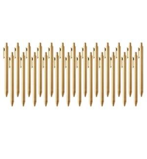 Bulk Jotters - refill - Gold