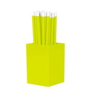 Bulk Pencils - with cup - Citron