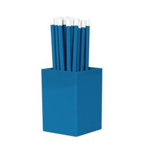 Bulk Pencils - with cup - Navy