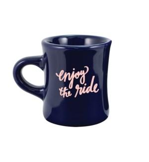 Enjoy the Ride Diner Mug