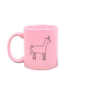 Unicorn Blush Pink Mug