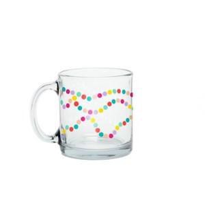 Sugar Rush Glass Mug