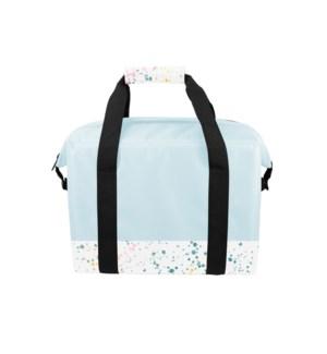Kooler Bag - Splatter Blue