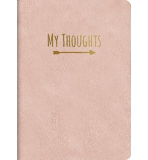 Leatheresque Journals Practically Pink
