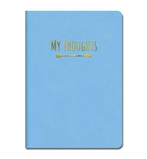 Leathersque Journals Bibbidy-Bobbidy Blue