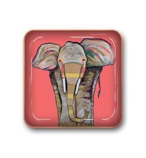 Small Metal Catchalls Elephant