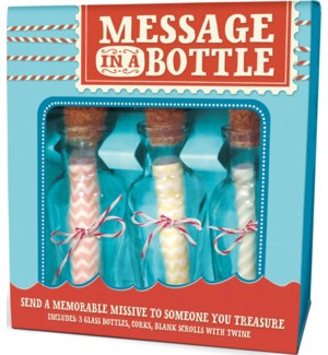 Message in a Bottle (3Pack)