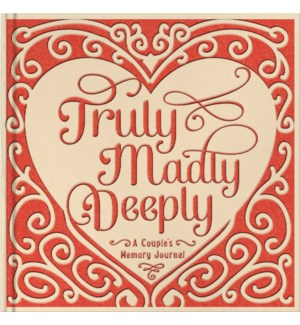 Guided Journal Truly, Madly, Deeply