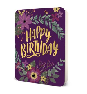 Deluxe  Card Sets Happy Birthday