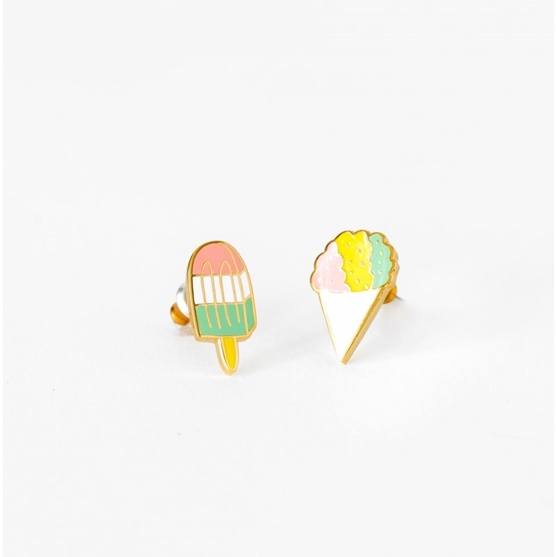 Sno Cone & Popsicle Earrings