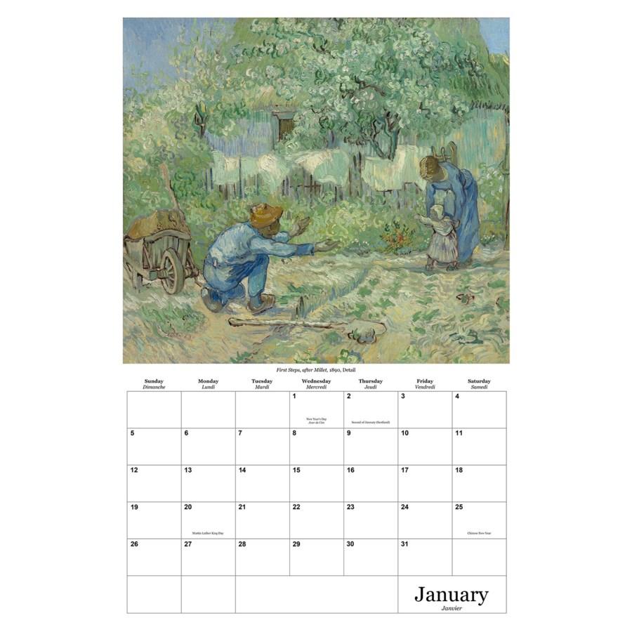 Vincent Van Gogh (1853-1890) 12.5x19|Retrospect