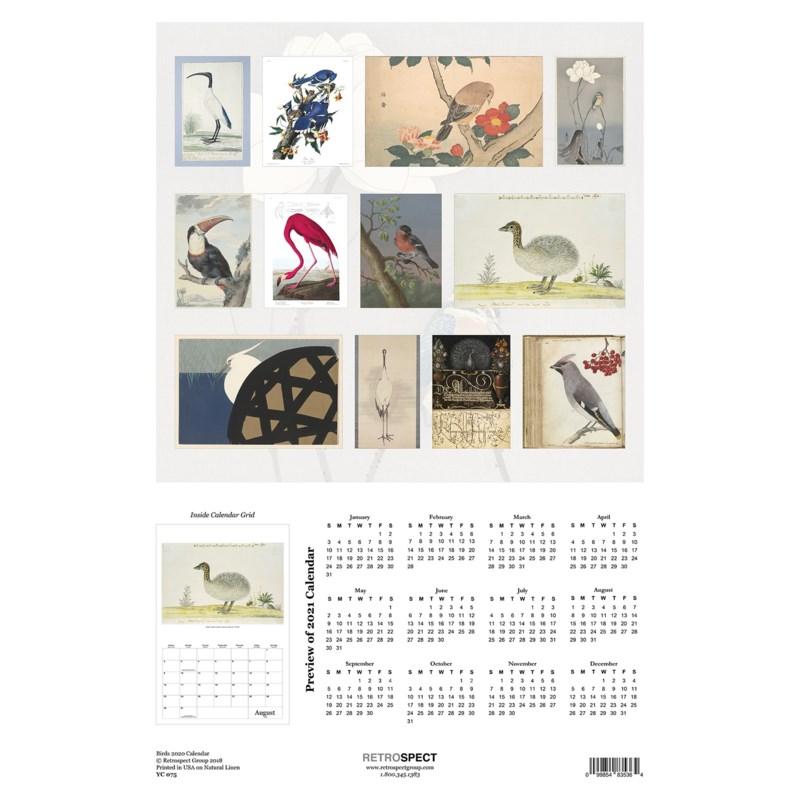 Birds 12.5x19|Retrospect