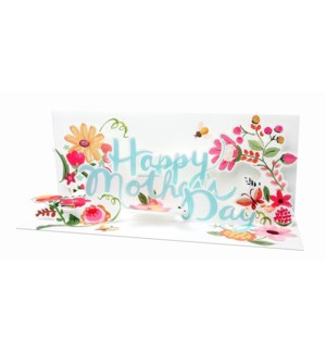 Floral Mothers Day Words