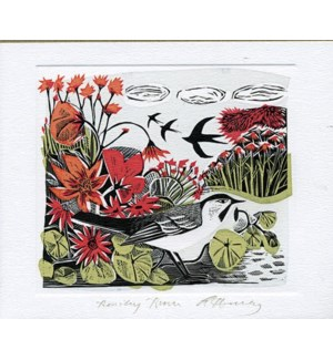 Bird Lithograph|Art Angels