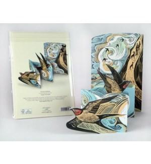 Cornish Swallows|Art Angels